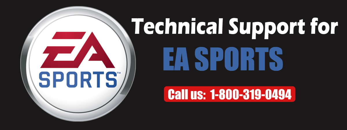 EA Sports Support Phone Number 1-800-319-0494 EA Customer